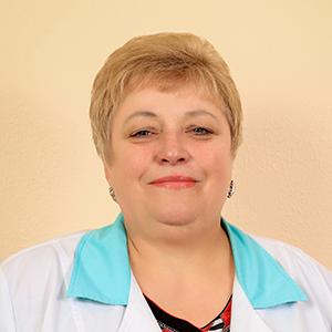 Герасименко Єлизавета Сисоївна