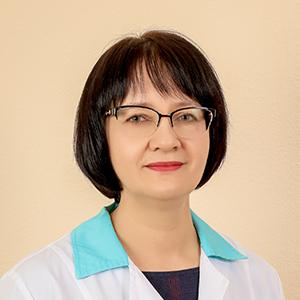 Ніколаєва Олена Олексіївна