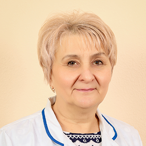 Уржумова Лідія Данилівна