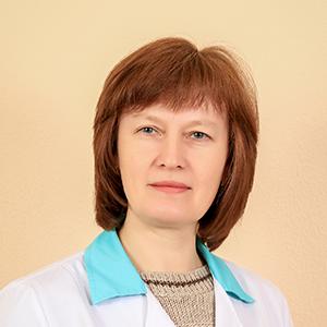 Волошина Лариса Володимирівна
